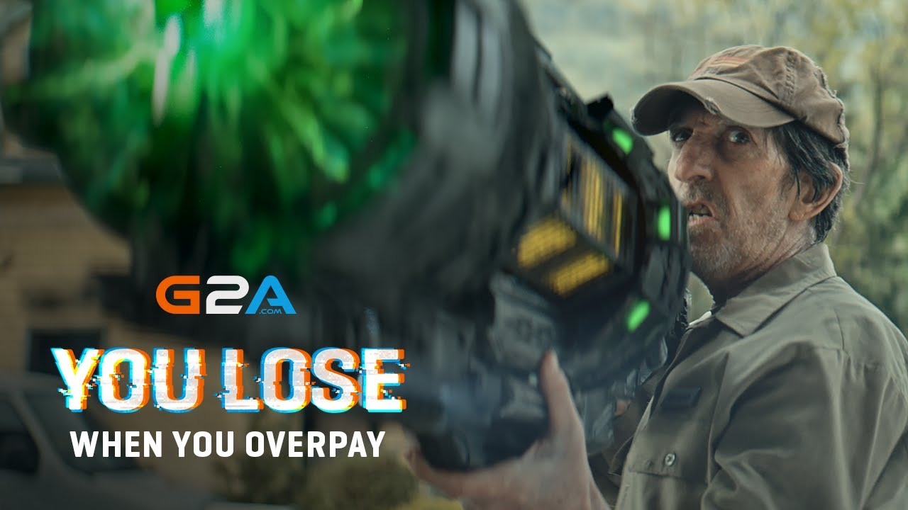 G2A You Lose When You Overpay