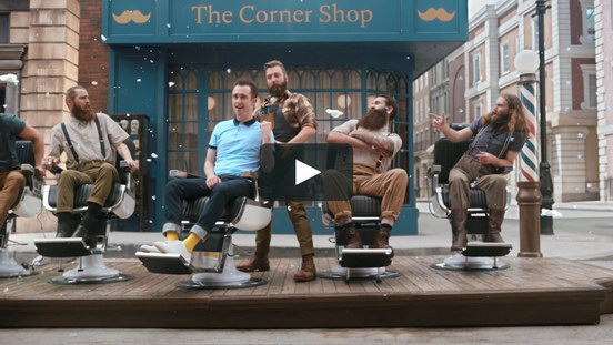 SMART - RANGE BARBER TVC