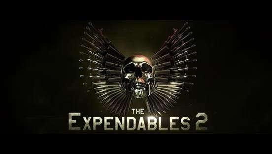 The Expendables 2 Trailer(2012)